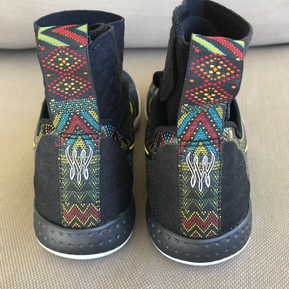 Nike-Serena Williams Shoes-BLkHis2ryMonth Size-8.5 5d7e9b156